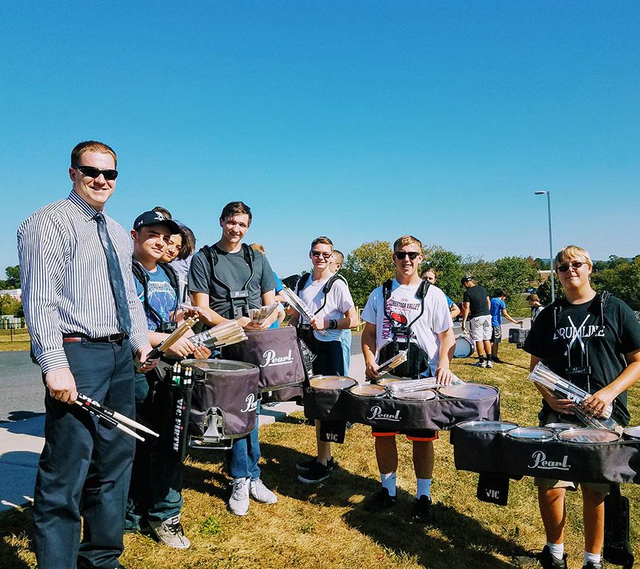 Matt&Drumline10-3-17