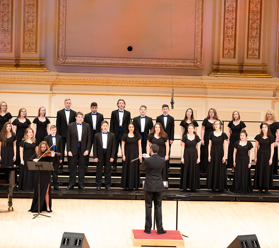 Giving Back Carnegie Hall