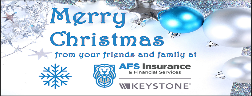 The 2019 AFS Christmas Newsletter